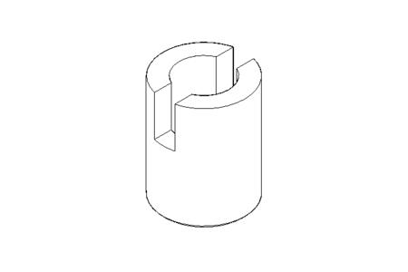 Gewindebuchse M10