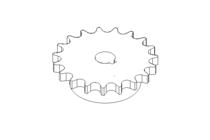 Gearwheel/Sprocket