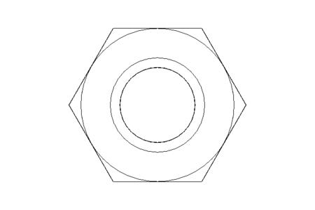 Dado esagonale M6 A2 DIN934