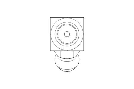 Schmiernippel BM 6 DIN 71412